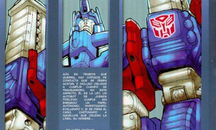 [Transformers 10] Spotlight Soundwave – Ultramagnus