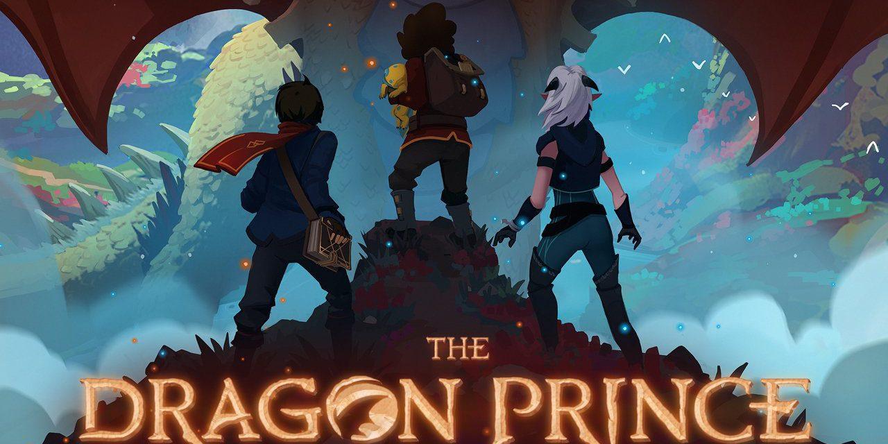 Aaron Ehasz llega a Netflix con 'The Dragon Prince'