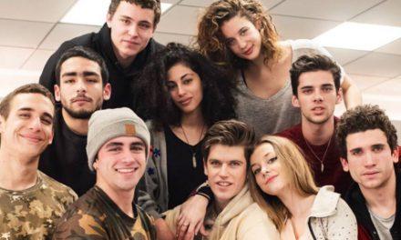 El elenco de 'ÉLITE' la segunda serie española original de Netflix