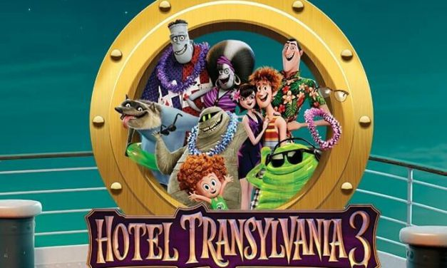 Hotel Transilvania 3, los monstruos se van de crucero