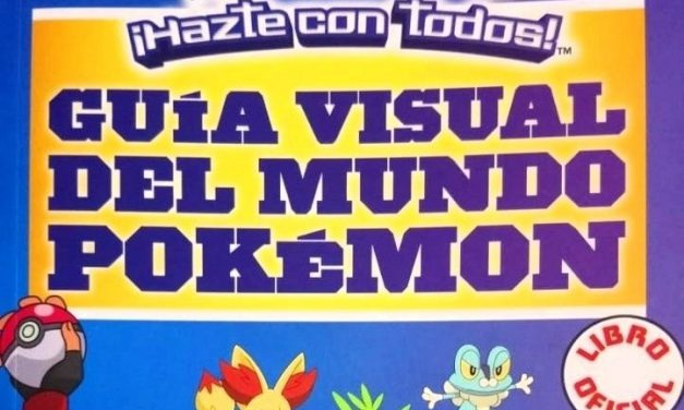 [Reseña-Libro] Guía Visual del Mundo Pokémon