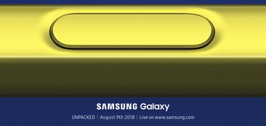 GalaxyNote9: Sigue en vivo el lanzamiento mundial desde Nueva York